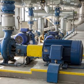 Equipos hidráulicos industriales